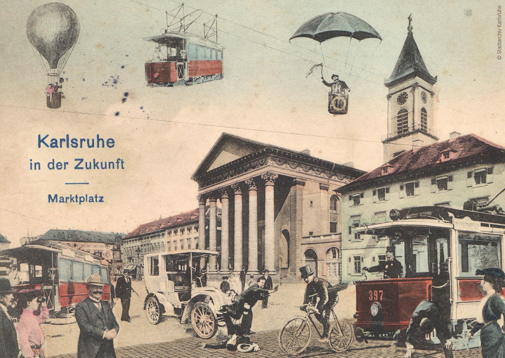 Später Karlsruhe