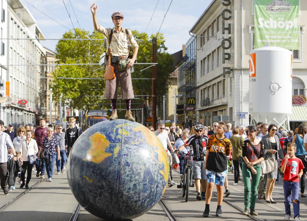 Stadtfest Karlsruhe