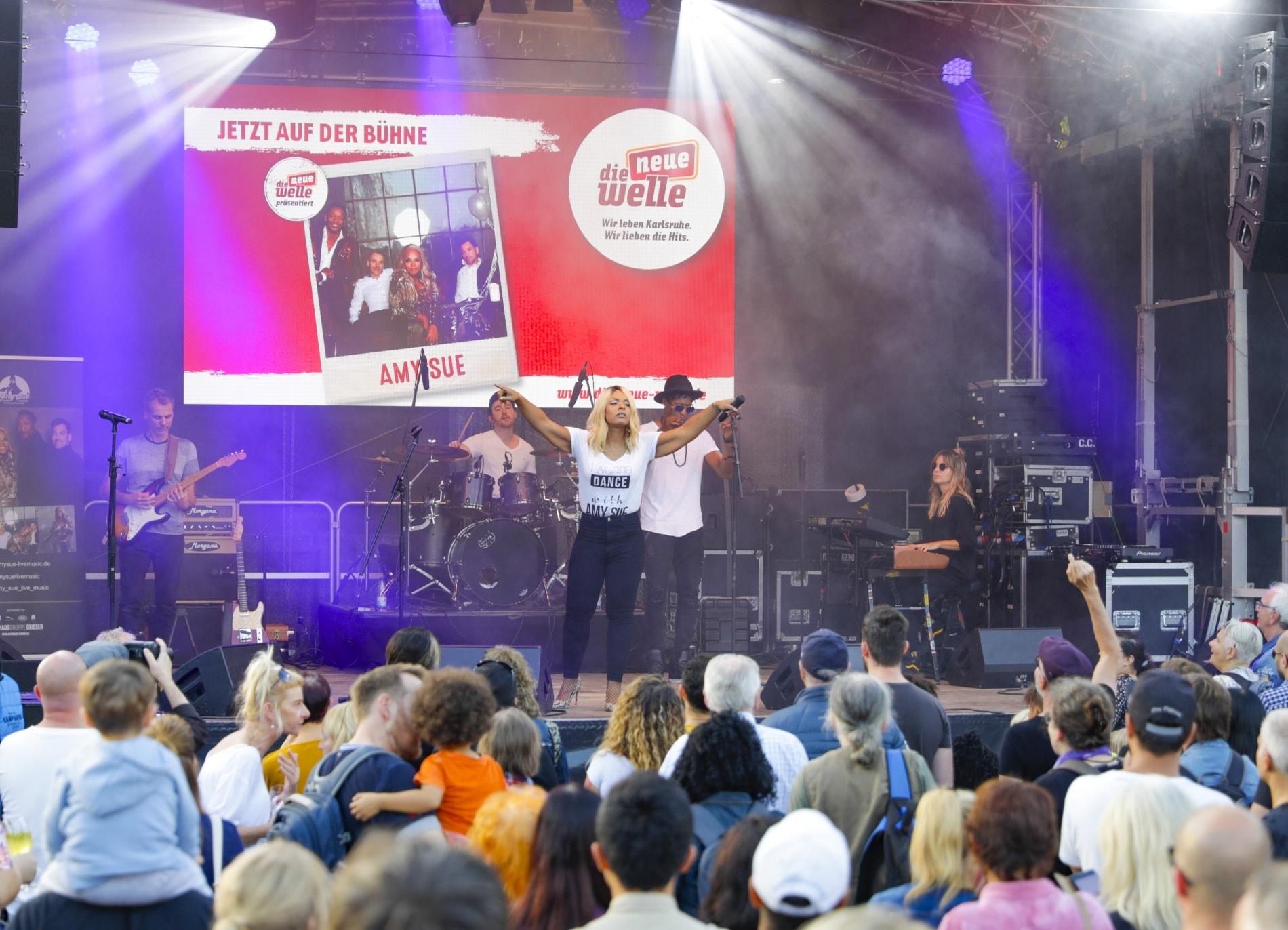 Stadtfest Karlsruhe 2021